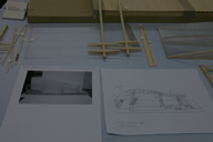 Architectural Model During Treatment